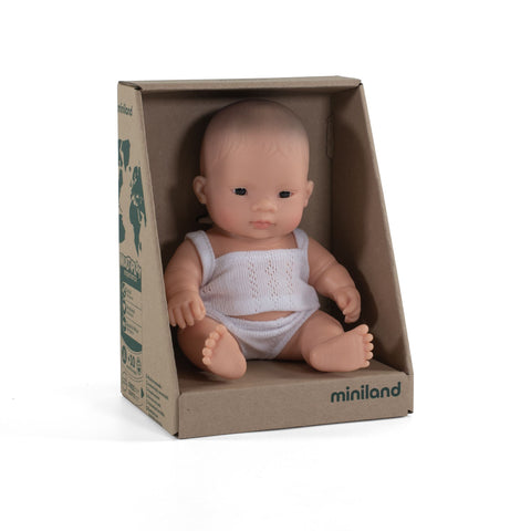 Miniland baby doll - Girl B