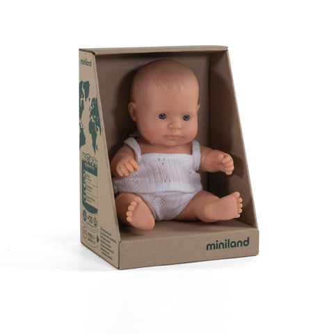 Miniland baby doll - Girl D