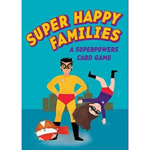Super Happy Families game