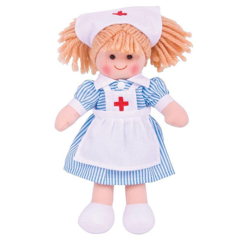 Nurse Nancy Doll