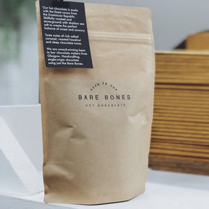 Bare Bones - Limited Edition 70% Madagascan Hot Chocolate 250g