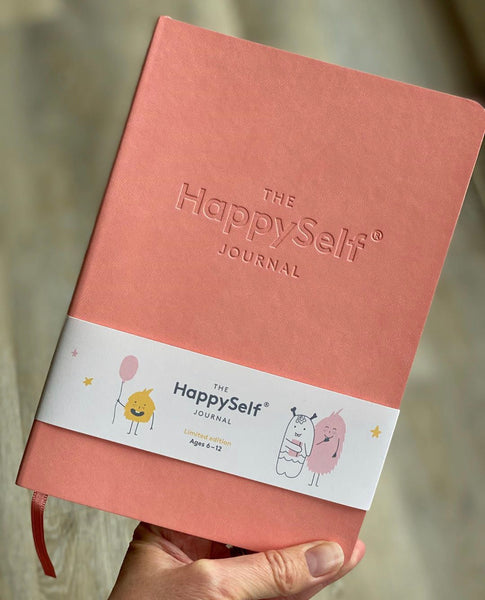 The Happy Self Journal - Peach