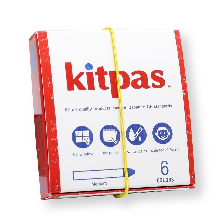 Kitpas Medium 6 Colours