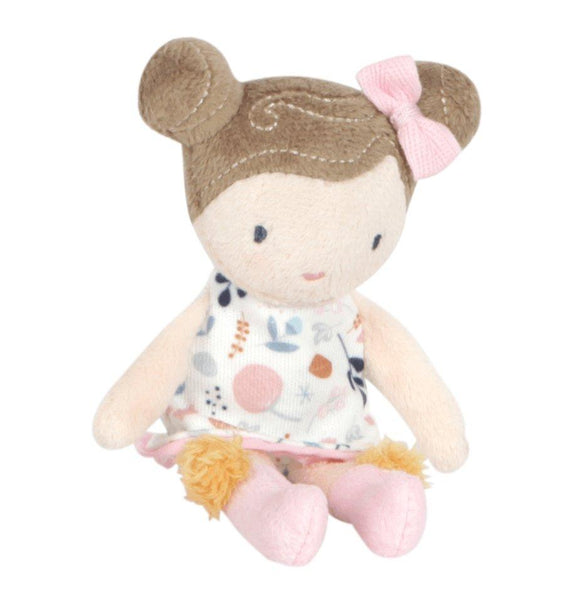 Little Dutch - Cuddly Doll Rosa  - small