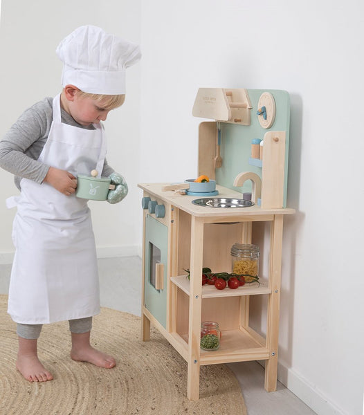 Little Dutch - Toy kitchen mint