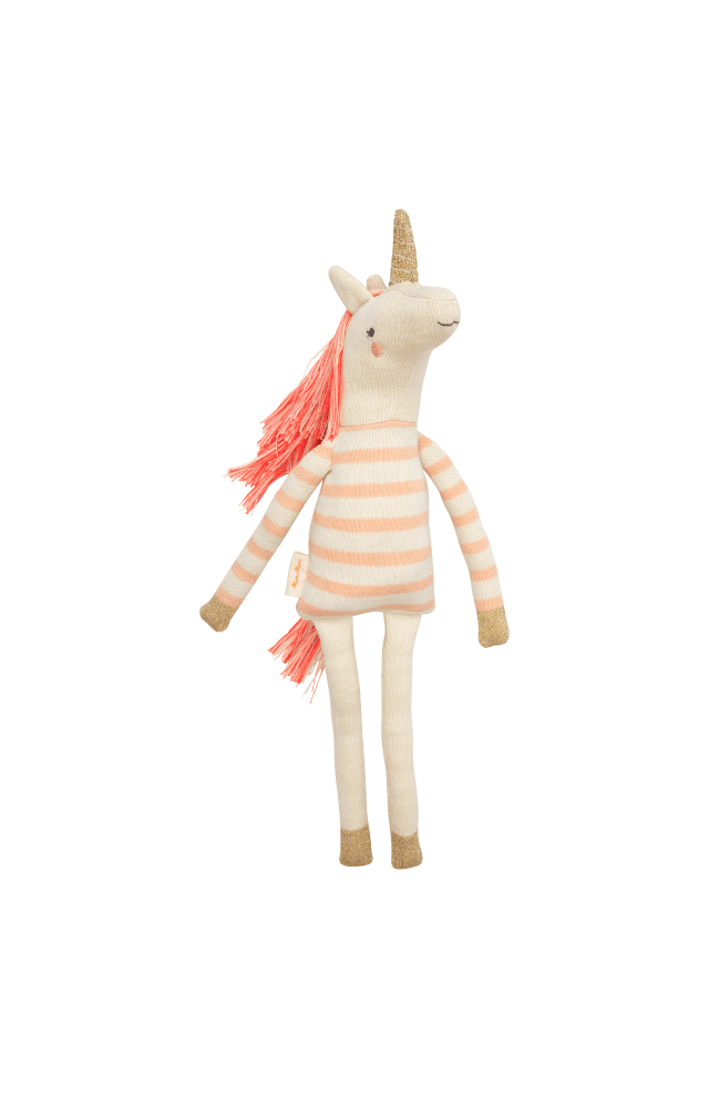 Izzy the unicorn - soft toy