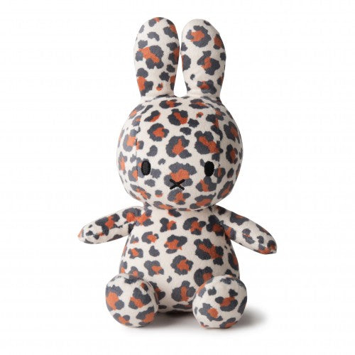 Miffy Sitting Leopard Print