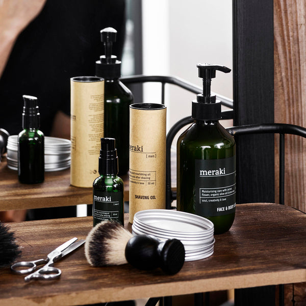 Meraki Shaving Oil - Men