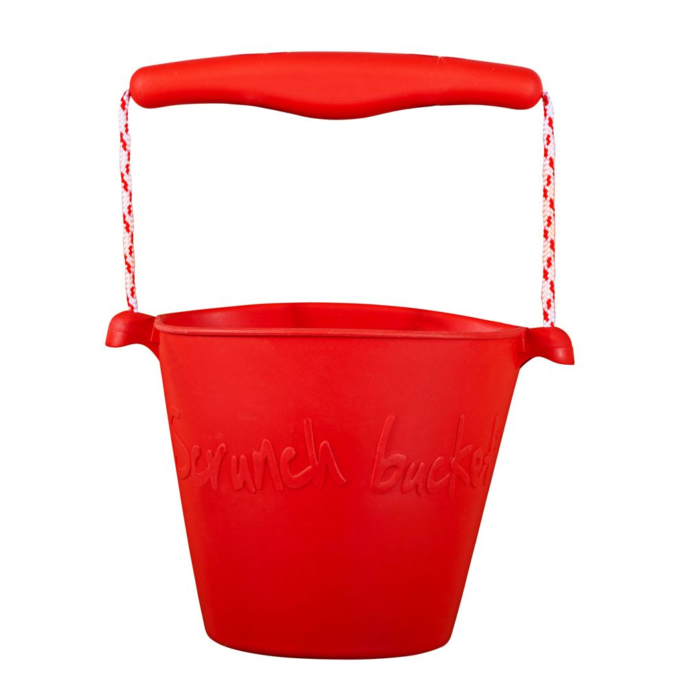 Scrunch Bucket - Red