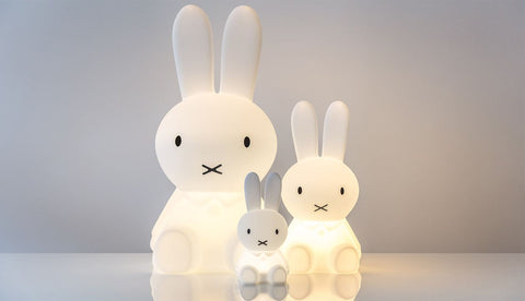 Mr Maria - Miffy Lamp - Large
