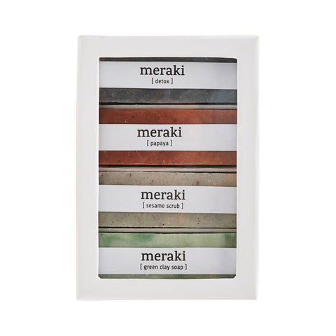 Meraki - Soap Gift Box Set