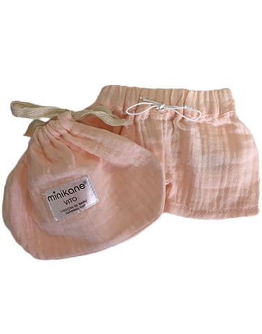 Minikane dolls shorts