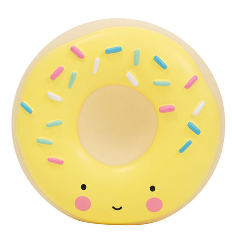 Money Box - Yellow Donut