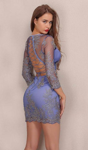 Janessa Lace Dress