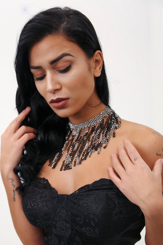 Charleen Choker Necklace