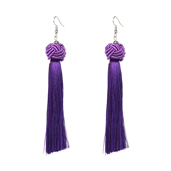 Lola Tassel Earrings