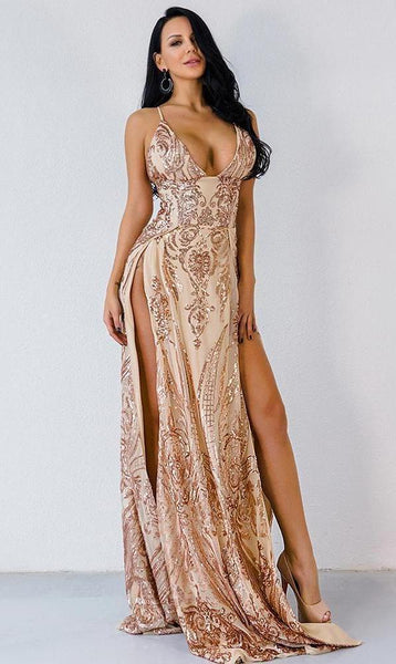 Ariel Luxe Gown