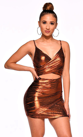 Selene Bodycon Dress