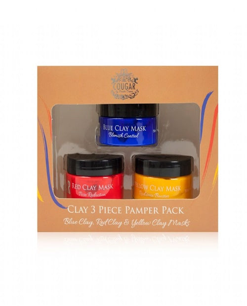 Clay 3 Piece Pamper Pack