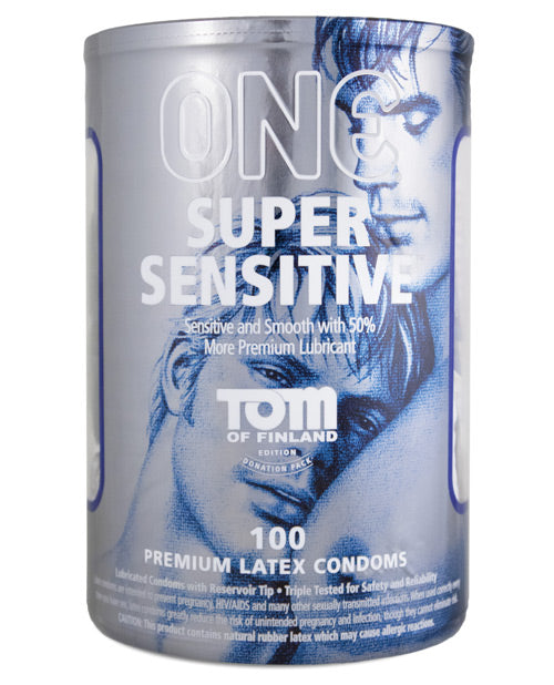 Tom of Finland Super Sensitive Condoms