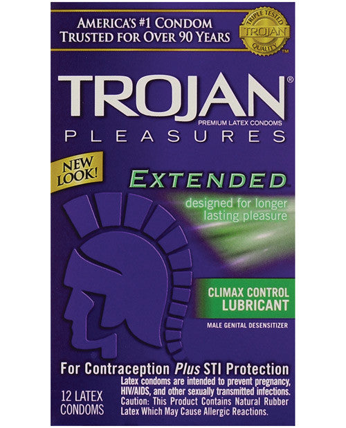 Extended Pleasure Condoms