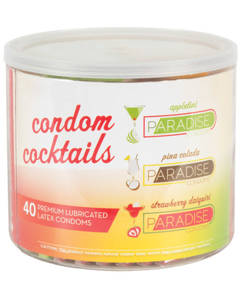 Cocktails Flavored Condom