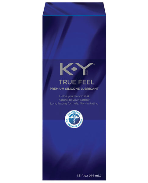 True Feel Silicone Lubricant - 1.5 oz