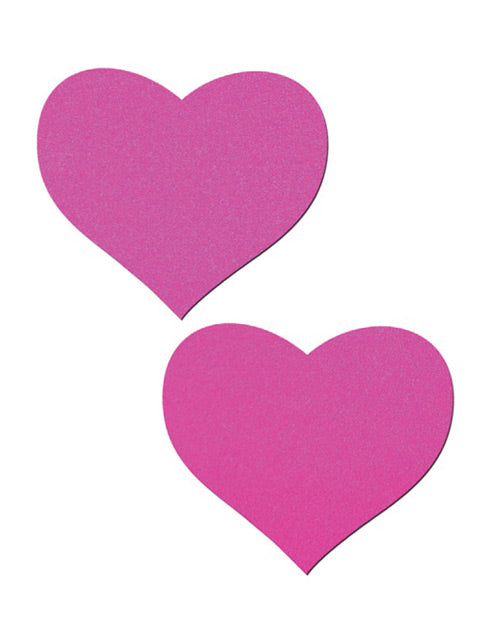 Heart - Neon Pink O/S