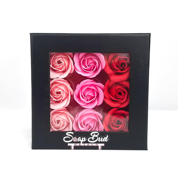 ROSE PETALS SOAP SET
