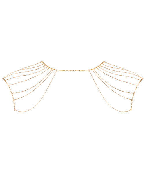 Magnifique Shoulder Jewelry - Gold