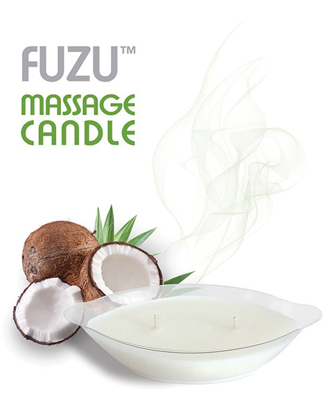 Passion Massage Coconut Candle