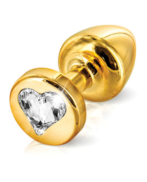 Genuine Swarovski Heart T1 Cristal - 25mm