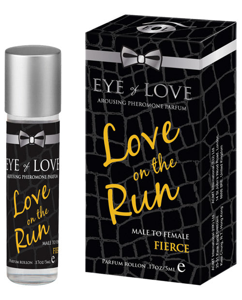 Pheromone Roll on Male to Female - 5 ml Fierce