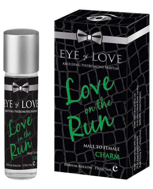 Pheromone Roll on Male to Female - 5 ml Charm