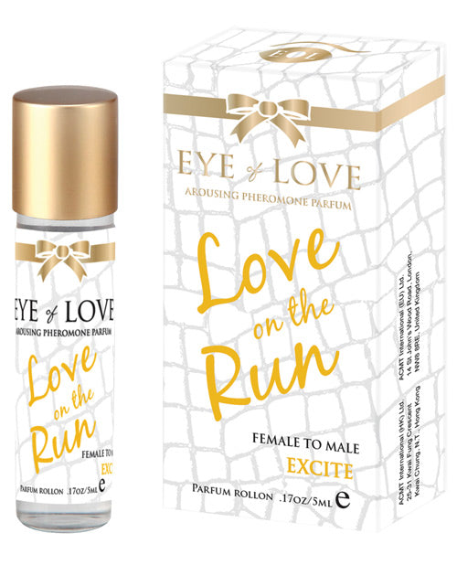 Pheromone Roll on Female to Male  - 5 ml Excite