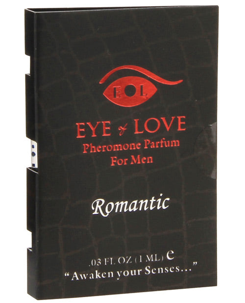 Eye of Love Pheromone Parfum Sample - 1 ml Romantic