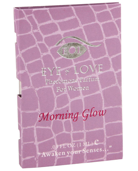 Eye of Love Pheromone Parfum Sample - 1 ml Morning Glow