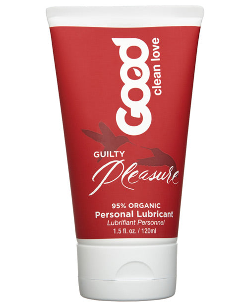 Good Clean Love Guilty Pleasure Personal Lubricant - 1.5 oz Cinnamon Vanilla