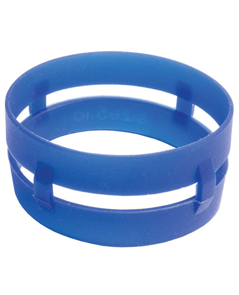 Slip Guard Condom Securer - Blue