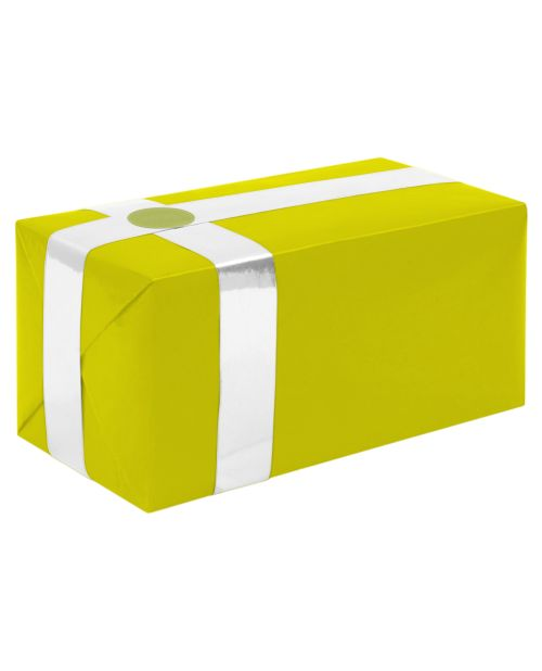 Gift Wrapping For Your Purchase (Yellow w/White Ribbon)
