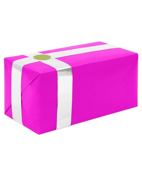 Gift Wrapping For Your Purchase (Hot Pink w/White Ribbon)