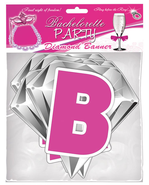 I Love Diamonds Bachelorette Party Kit
