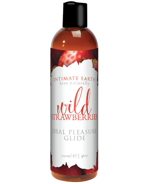 Edible Wild Strawberry Lubricant