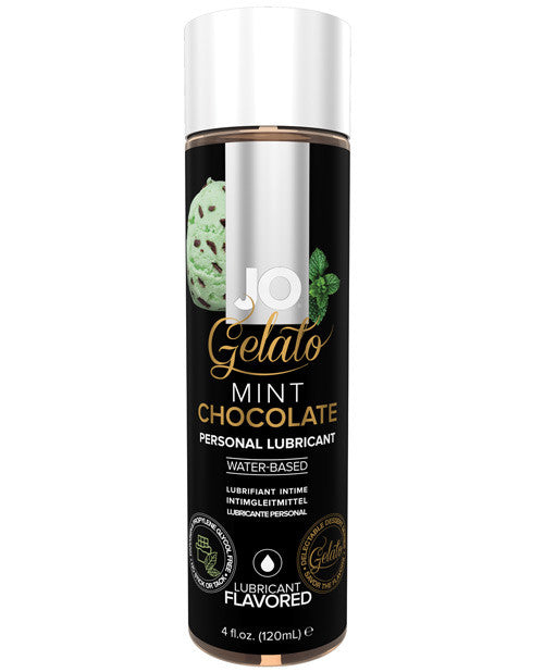 Gelato - Mint Chocolate 4 oz