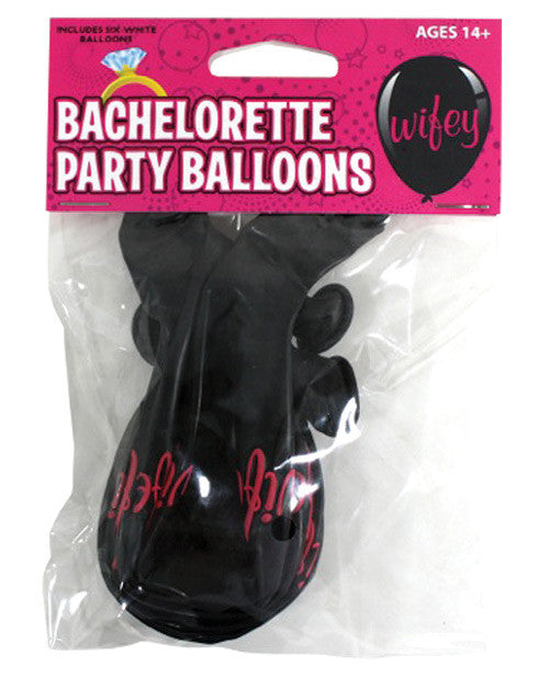 Bachelorette Party Balloons - Wifey