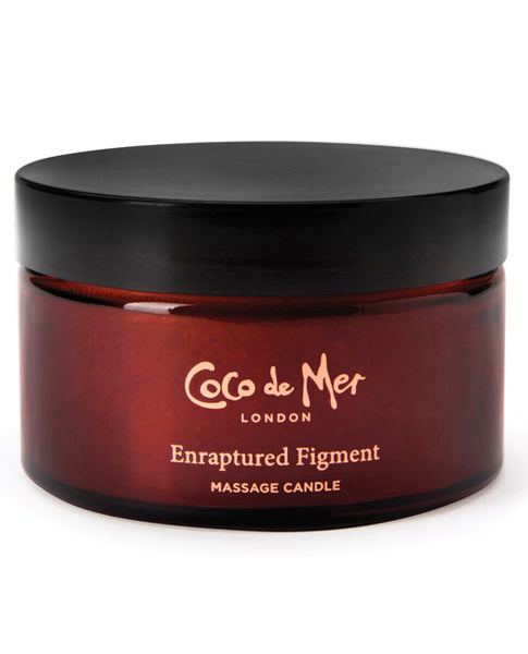 Coco de Mer Massage Candle  Enraptured Figment