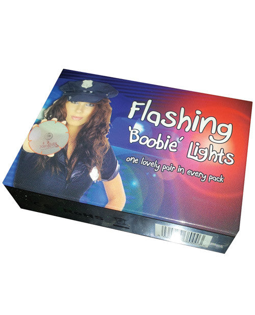 Flashing Boobie Lights