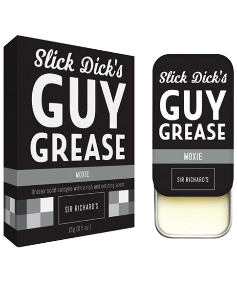 Sir Richard's Slick Dick's Guy Grease Solid Cologne w/Pheromones - Moxie/Unisex
