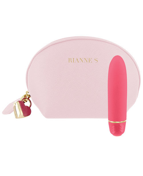 Pink Champagne Cosmetic Bag with FREE GIFT