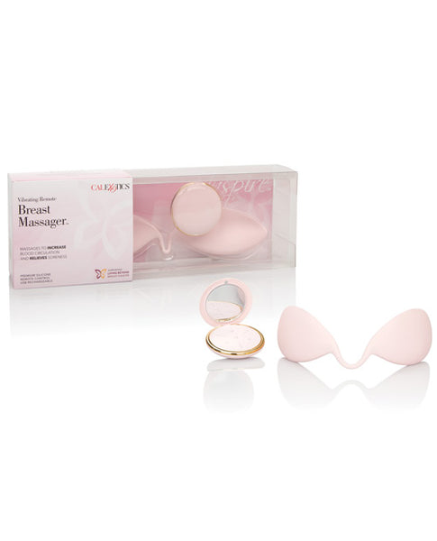 Vibrating Remote Breast Massager
